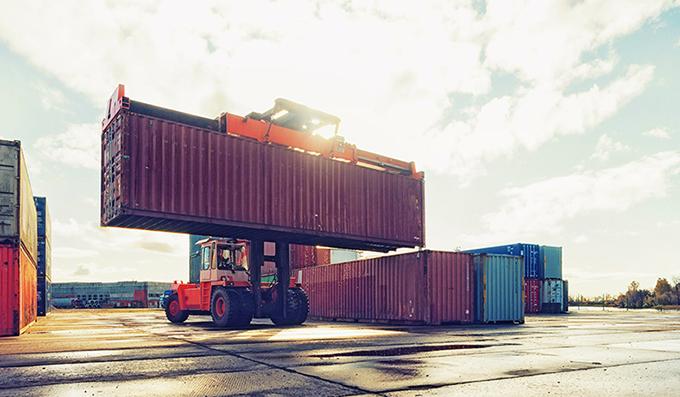 Типы и размеры контейнеров