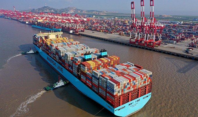 Стоимость морского фрахта из Китая растёт. США перетягивает грузопотоки на себя
