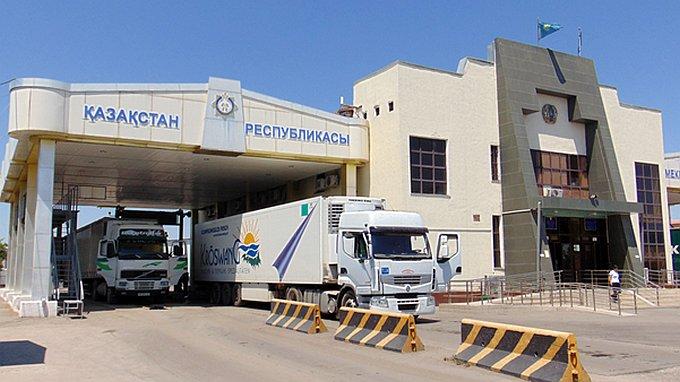 Автомобильные перевозки опасных грузов через Казахстан