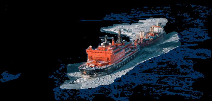 Перевозки грузов в северные и труднодоступные районы РФ